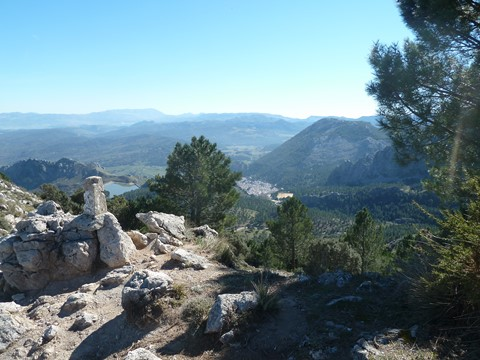 europe walking holiday views grazalema park